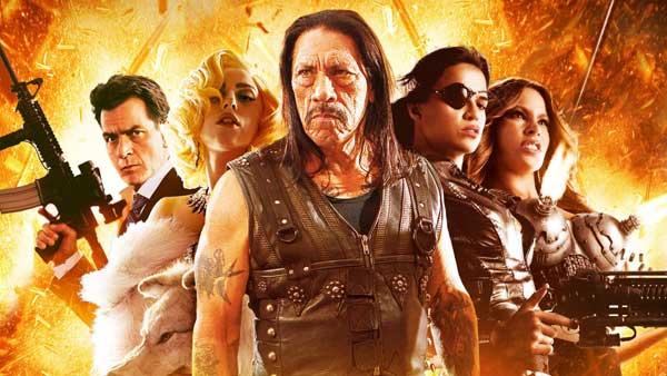 Xem Phim Tập Đoàn Sát Thủ 2 - Machete Kills 2013