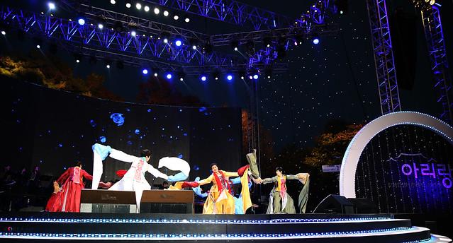 Photo:Korea_President_Park_Arirang_Concert_16 By KOREA.NET - Official page of the Republic of Korea