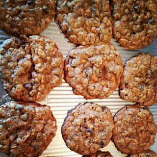 Outrageous Oatmeal Cookies