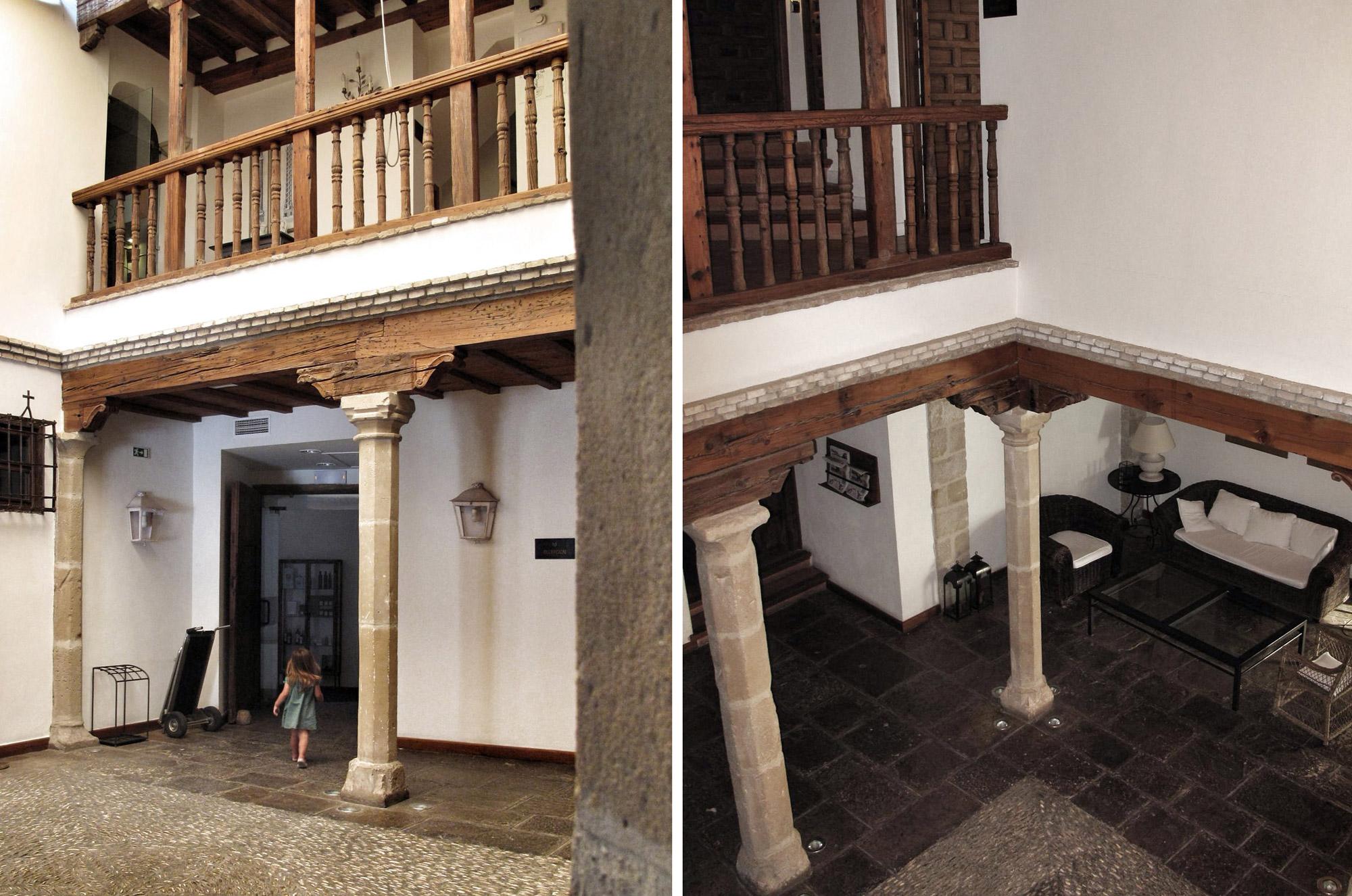 hotel puerta de la luna_baeza