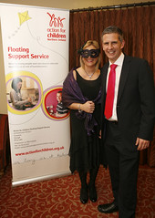 Action for Children Enchanted Masked Ball