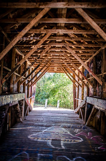 Stovall Bridge Covered Bridge-002