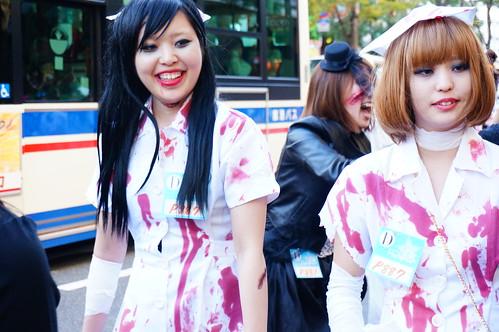 Kawasaki Halloween Parade 2013 130