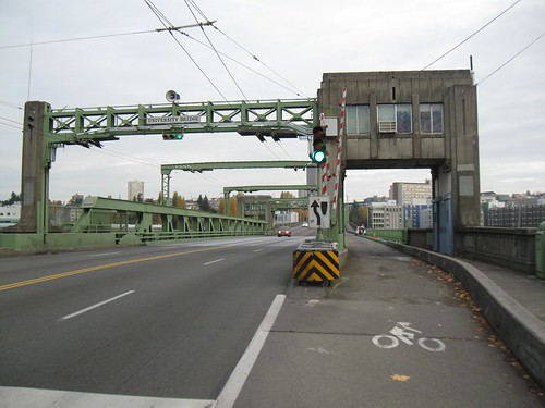 Commute 2013:  University Bridge