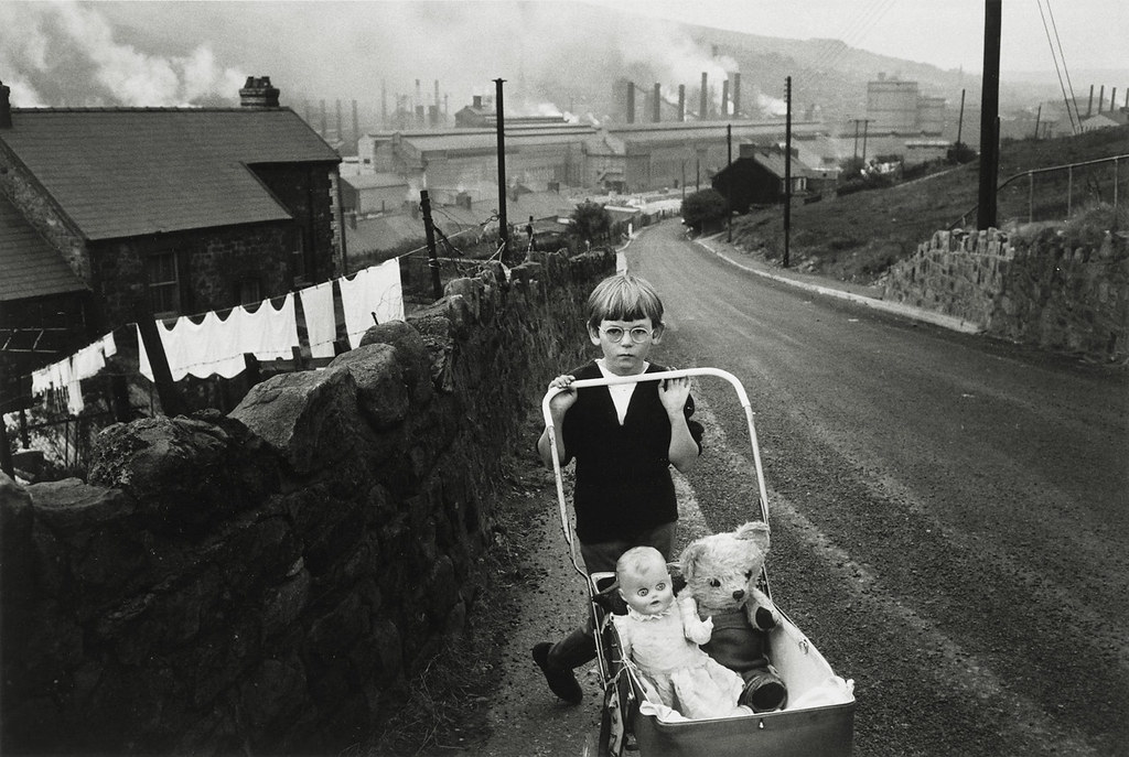Bruce Davidson; welsh miners series 1
