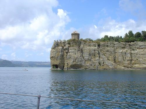 Bolsena See - Isola Martana