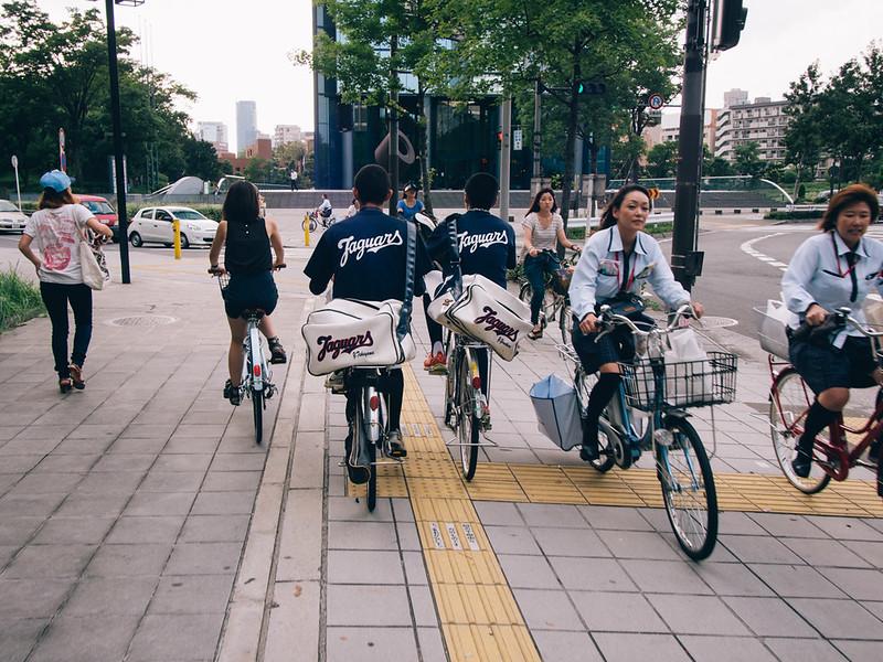 大阪漫遊 【單車地圖】<br>大阪旅遊單車遊記 大阪旅遊單車遊記 11003387464 c96afabe02 c
