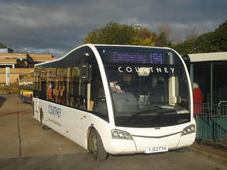 Courtney YJ62FYH on Route 194, Bracknell