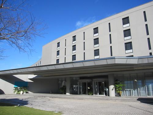 ①ホテル正面  2013.11.123 by Poran111