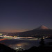 Mt. Fuji before dawn by _TAKATEN_