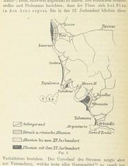 """British Library digitised image from page 102 of """"Aus Toskana. Geologisch-technische und kulturhistorische Studien"""""""