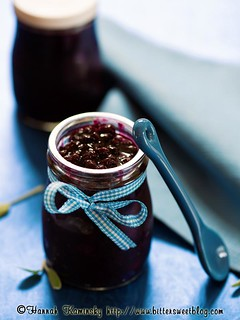 Savory Blueberry Jam