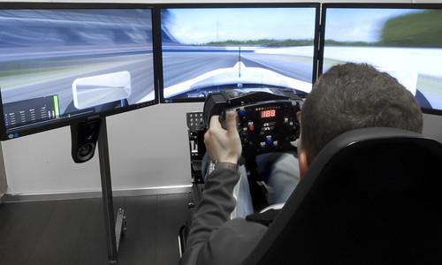 memotec homesim racing simulator