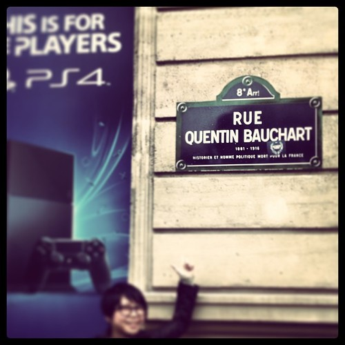 Rue Quentin