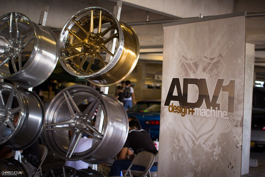 ADV1 booth