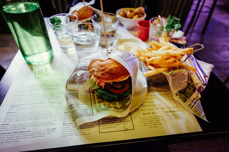 midhill, food, american food