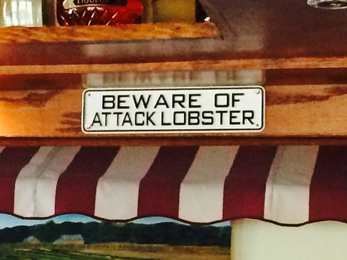 Beware of Attack Lobster