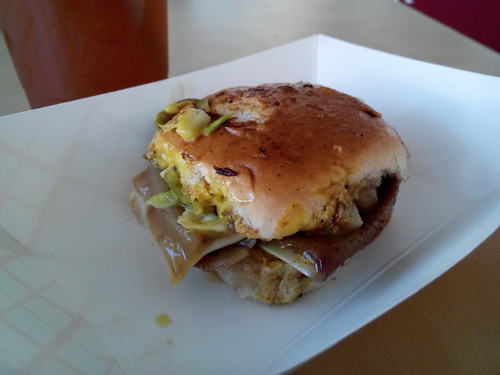 Pig Ear Sandwich