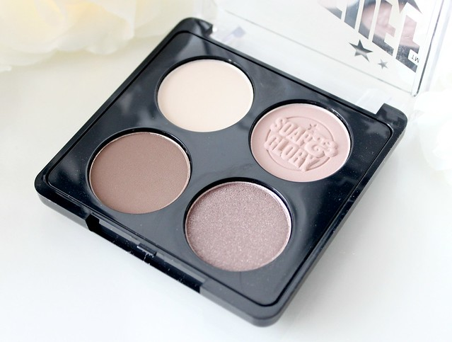 Soap and Glory Eyeshadow Palette 4