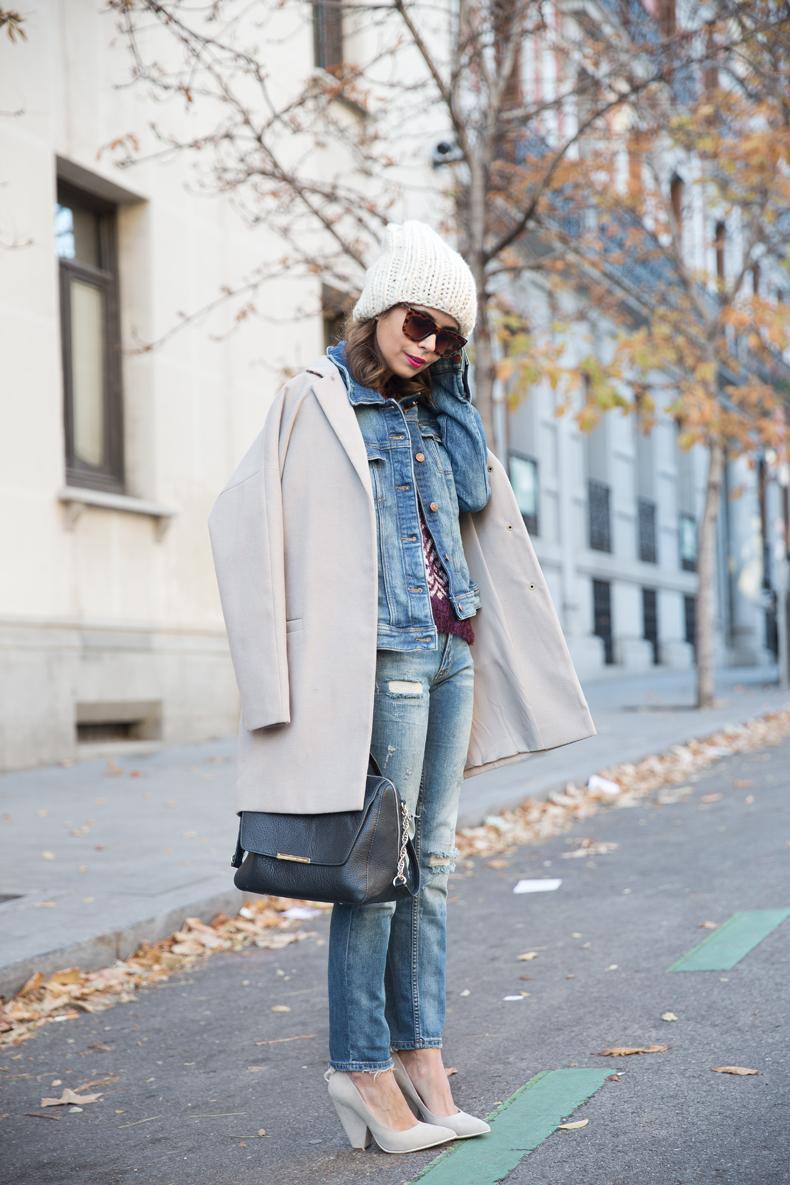 Phối đồ với áo khoác Jeans trẻ trung năng động - Ảnh 11