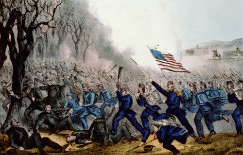 Battle of Mill Springs, Ky.