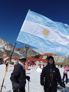 Ski en Argentine