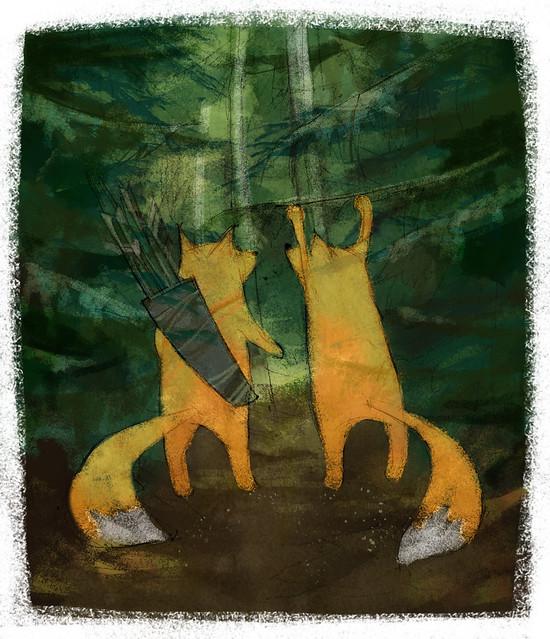 Fox'n'forest