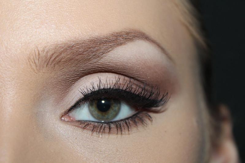 Lorac Pro Palette Eyeshadow Look