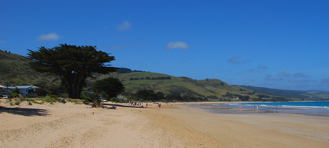 Apollo Bay beach