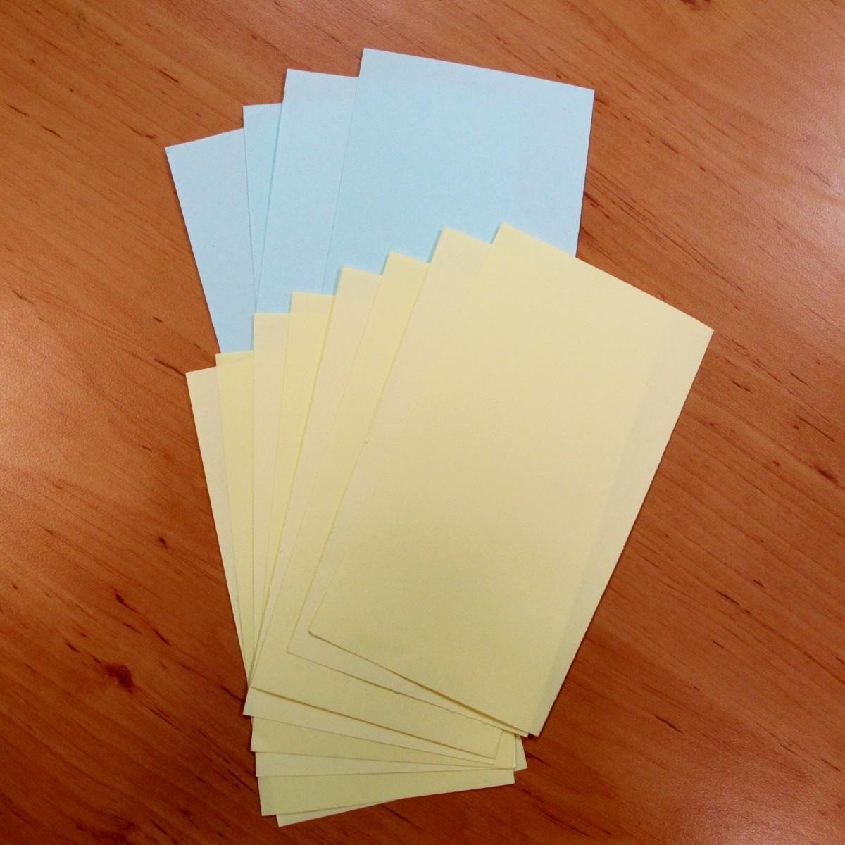 วิธีการพับกระดาษเป็นดอกบัวแบบแยกประกอบส่วน 001
