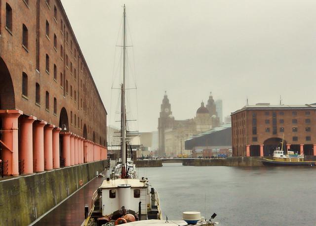 Albert Dock by CC user Beverley Goodwin on Flickr