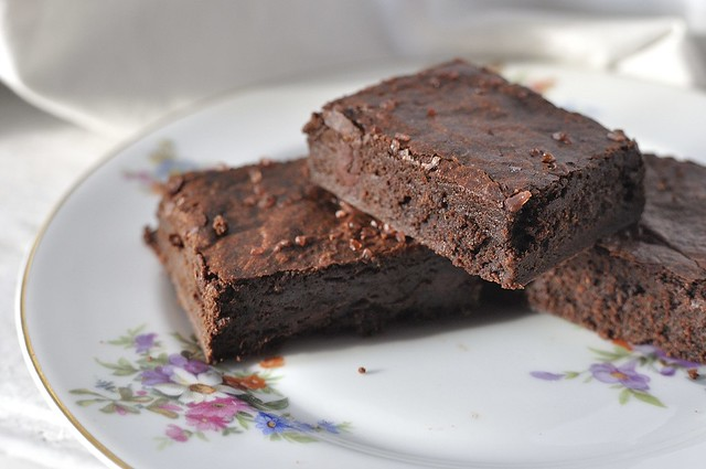 Sea Salt & Brown Butter Brownies