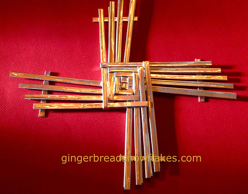 Brigid's Cross