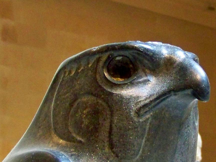 15. Horus imponente. Autora, Maia C