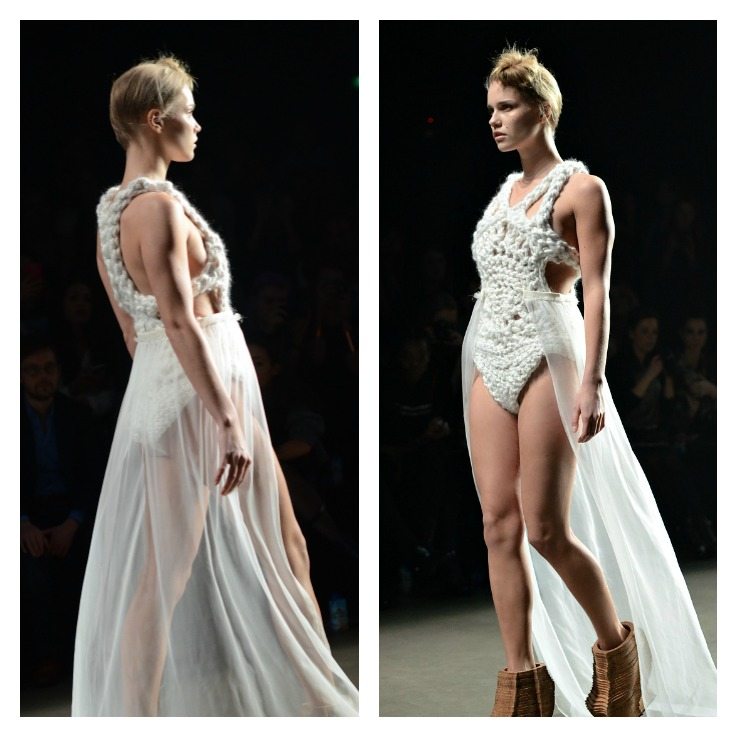 Collage Winde Rienstra Fashion week amsterdam 2014