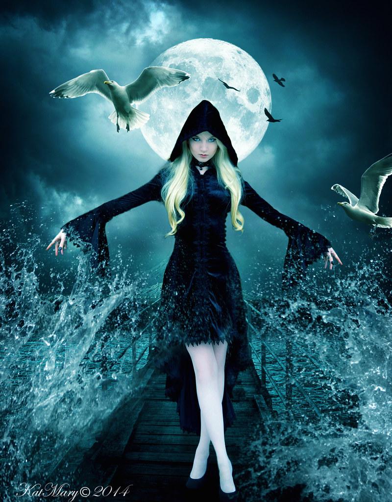 Стихия Вода. Стихийная магия. Обряды и ритуалы. Путь Ведьмы Воды. - Страница 2 12489930884_32b2576bfd_b