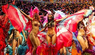 Carnaval de Trinidad y Tobago.