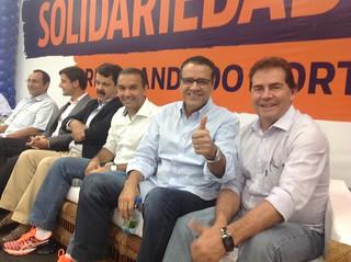 Encontro Estadual do Solidariedade do Rio Grande do Norte