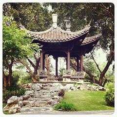 China garden shed