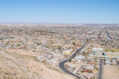park usa southwest america downtown texas view south unitedstatesofamerica el paso murchison