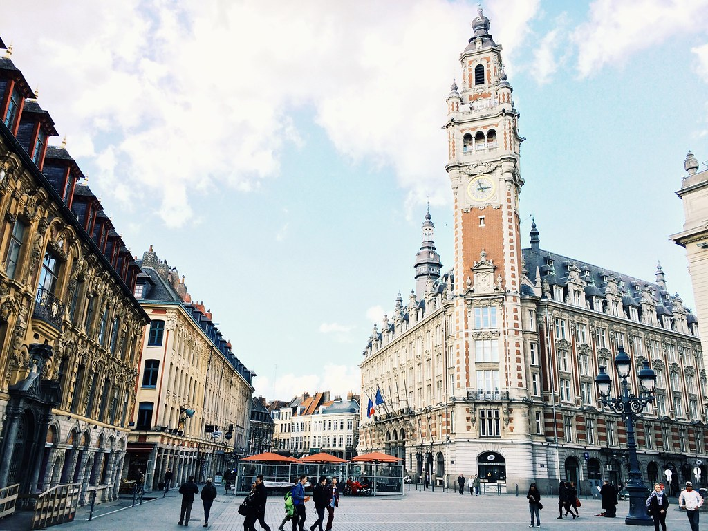 24 Hours in Lille, France