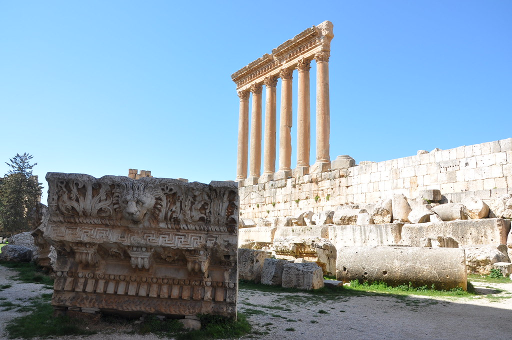 2013 03 06 Baalbek Jupiter temple