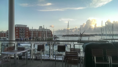 View from the Slug & Lettuce