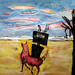 after sidney nolan by szpako