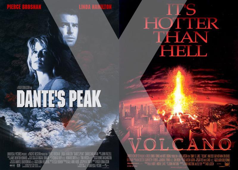 Inferno de Dante Vs. Volcano