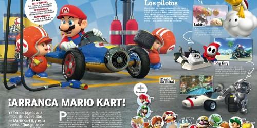 Diddy Kong joining Mario Kart 8 Roster