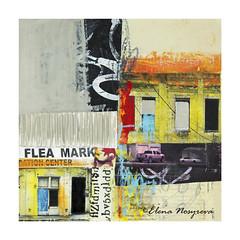 Flea mark