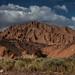 Desertous mountain (Chile)