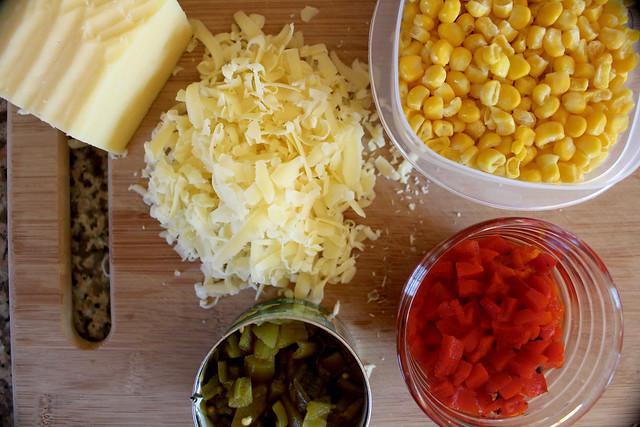 Southwestern Buttermilk Cornbread - 1