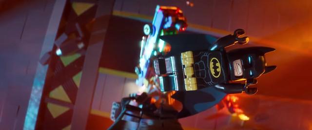 Scena z The LEGO Batman Movie 4